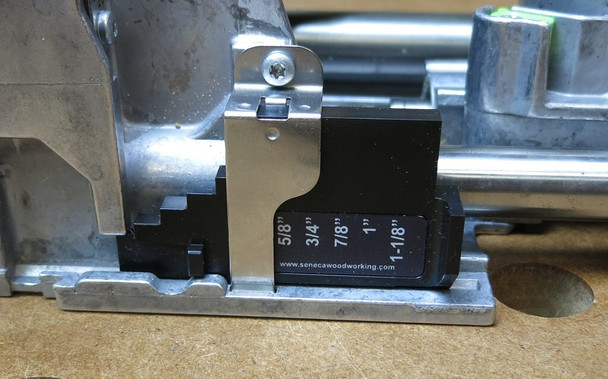 Imperial Fence Height Gauge 3 for Festool Domino XL