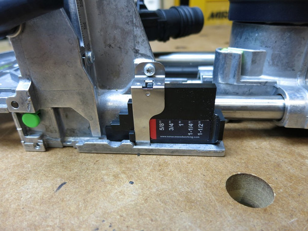 Imperial Fence Height Gauge 2 for Festool Domino XL