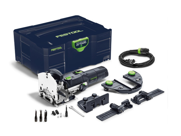 Festool Emerald Edition Domino DF 500 Q SET (576693)