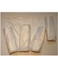 9 x 12 plastic sheeting, drop cloth - .5 mill thickness