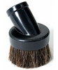 Round Dusting Brush for All Atrix Lead Dust Vacuums. VACGRNS & High Capacity Models. Can be used with Biocide Vacuum With Adapter, Must be purchased Seperate.