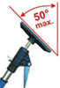 Quick Support Poles For Creating Dust Containment Areas, Used To Cut Cleaning Time & Creating A Safe Work Area Exclusive From Zip-Up, The Choice Of Professionals Everywhere and Available at LeadPaintEPAsupplies.com
