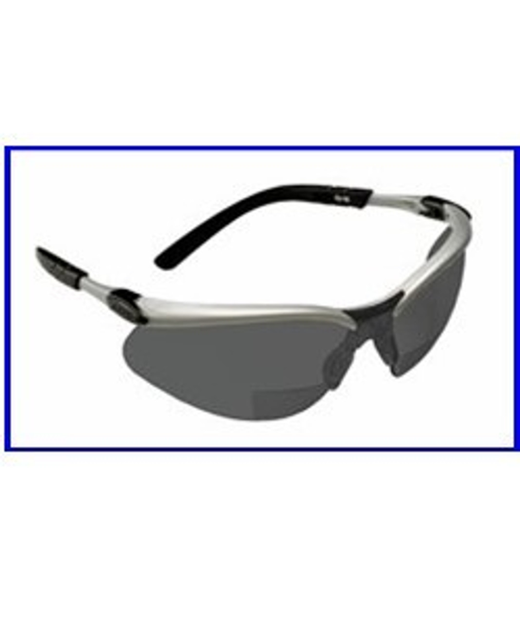 Tinted Reader Safety Glasses