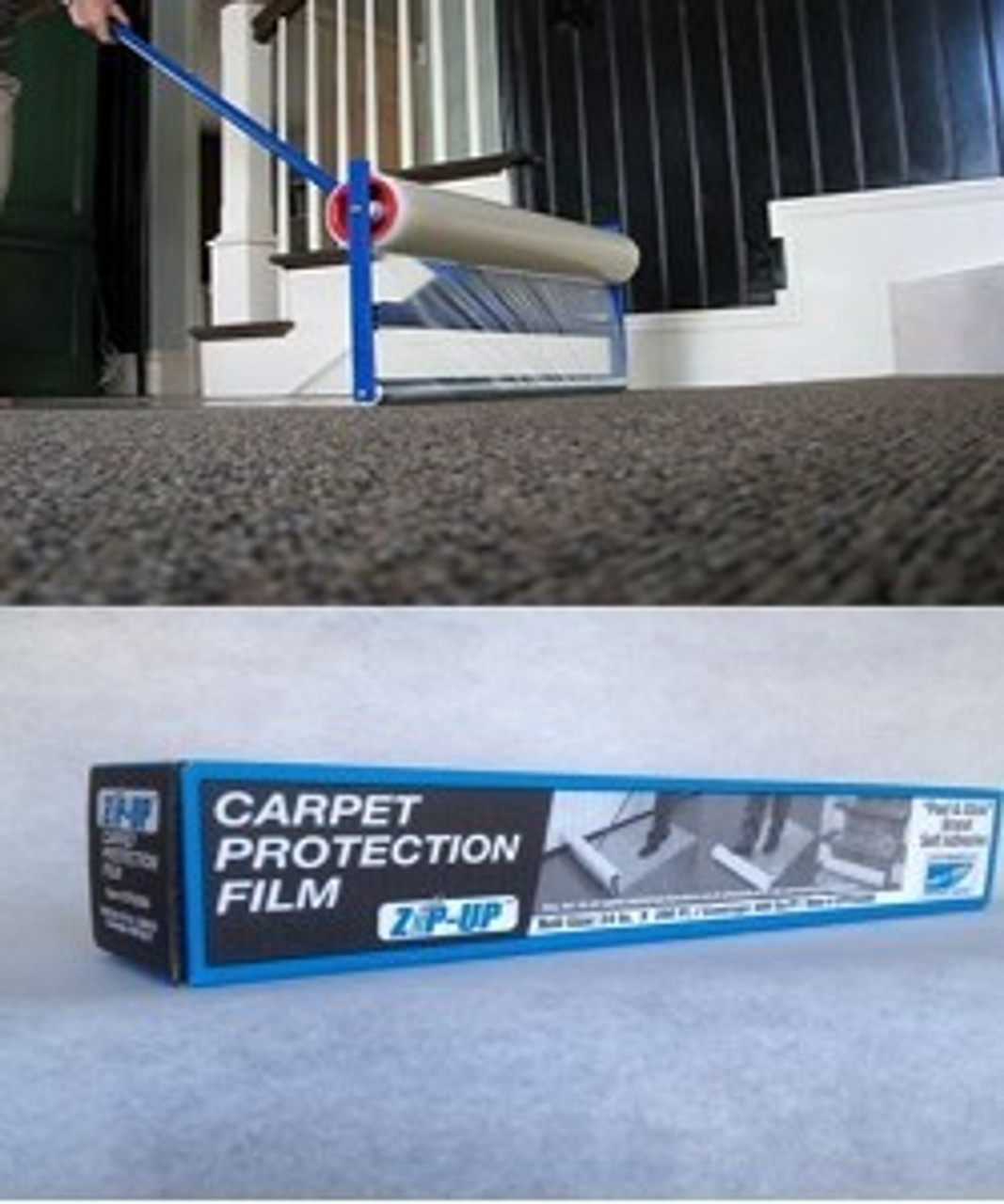 Carpet Film & Applicator Packages