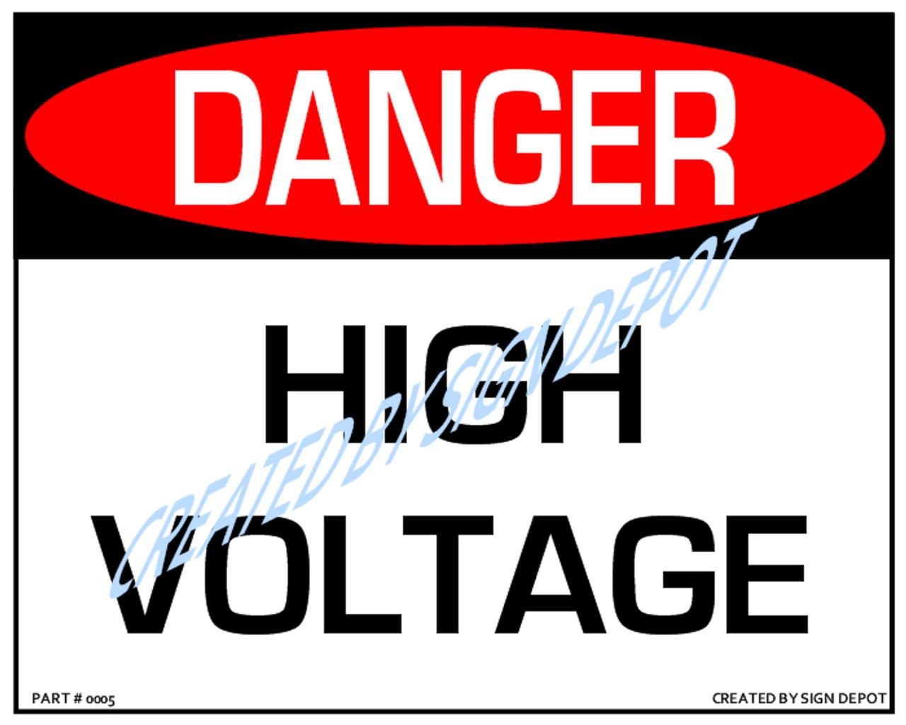Danger, High Voltage, Download - 8