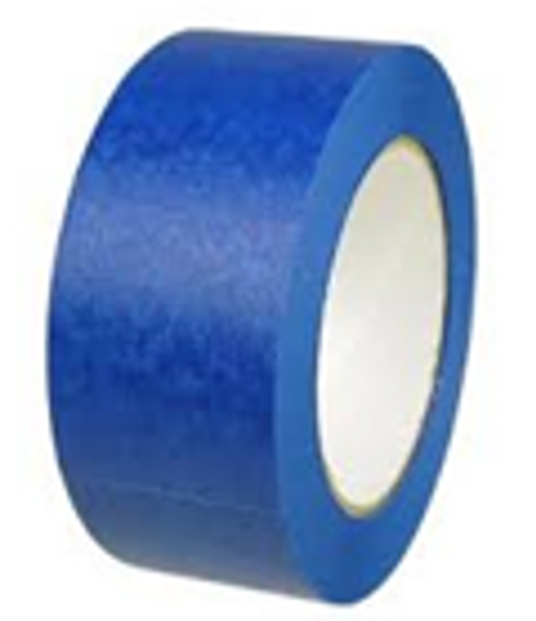1 Inch Wide LIGHT BLUE MASKING TAPE 180 Foot Roll