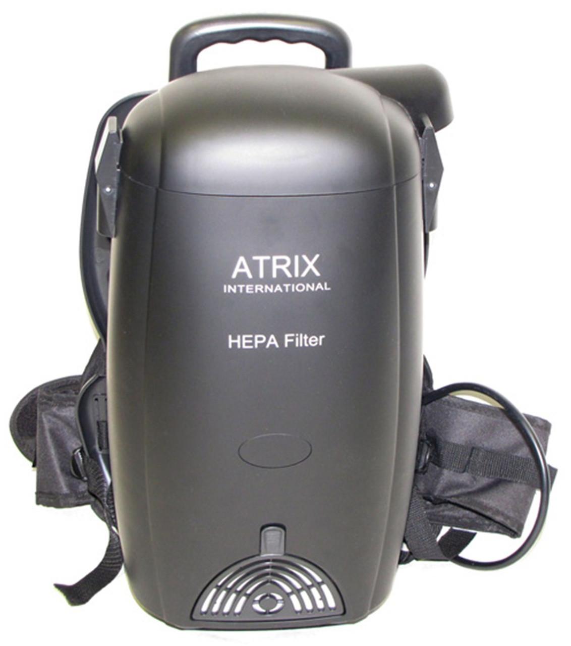 Gray Cloth Bag Fits Sterling Porter Pro /& Atrix VACBP1 Backpack Vacuums