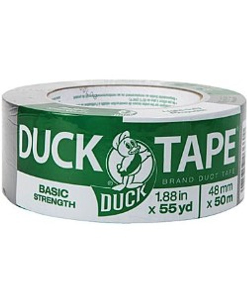 Duck Brand Duct Tape, Basic Strength Formula. 60 yards in length