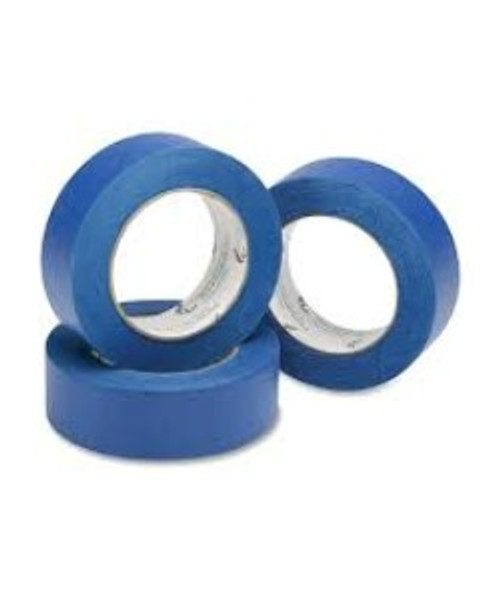 Easy Release Tape From Zip-Up,  This tape can be used for masking of paint projects, also when a easy release is required when taping to sensitive surfaces (Painted Walls, Finished Wood Work, Wallpaper, Etc.)  Available in quantities for a lower price from LeadPaintEPAsupplies.com - 5 Roll Bundle Pack