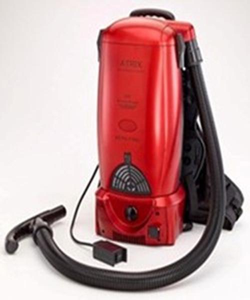 Atrix International 36v Battery - 8 Quart HEPA backpack Vacuum, VACBP-36V with Attachments