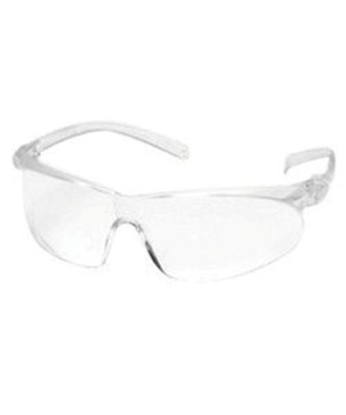 3M Virtua Safety Glasses with clear poly carbonate lenses - 10 Pair