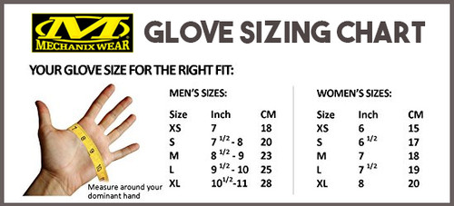 Mechanix Gloves, M-Pact ANSI Cut Resistant, Wide Elastic Cuff, X-Large