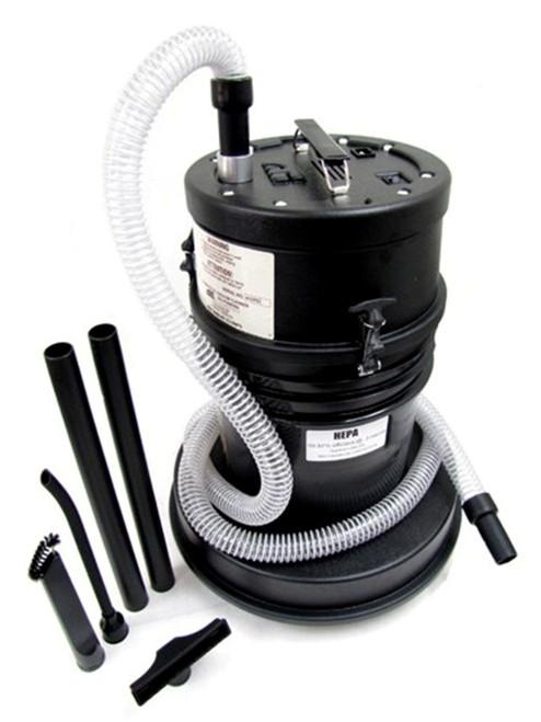 Atrix International 5 Gallon HEPA Lead Dust Vacuum