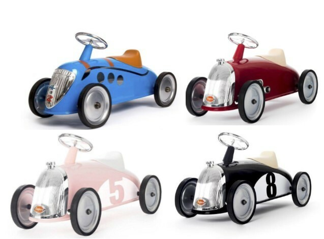Large Scoot Along Cars
