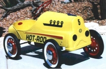 Hot Rod - Garton 1953-1974