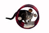 Armarkat B1201 Cat Hideaway Tunnel Scotch Plaid