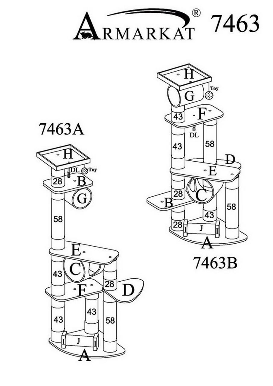 A7463 Parts