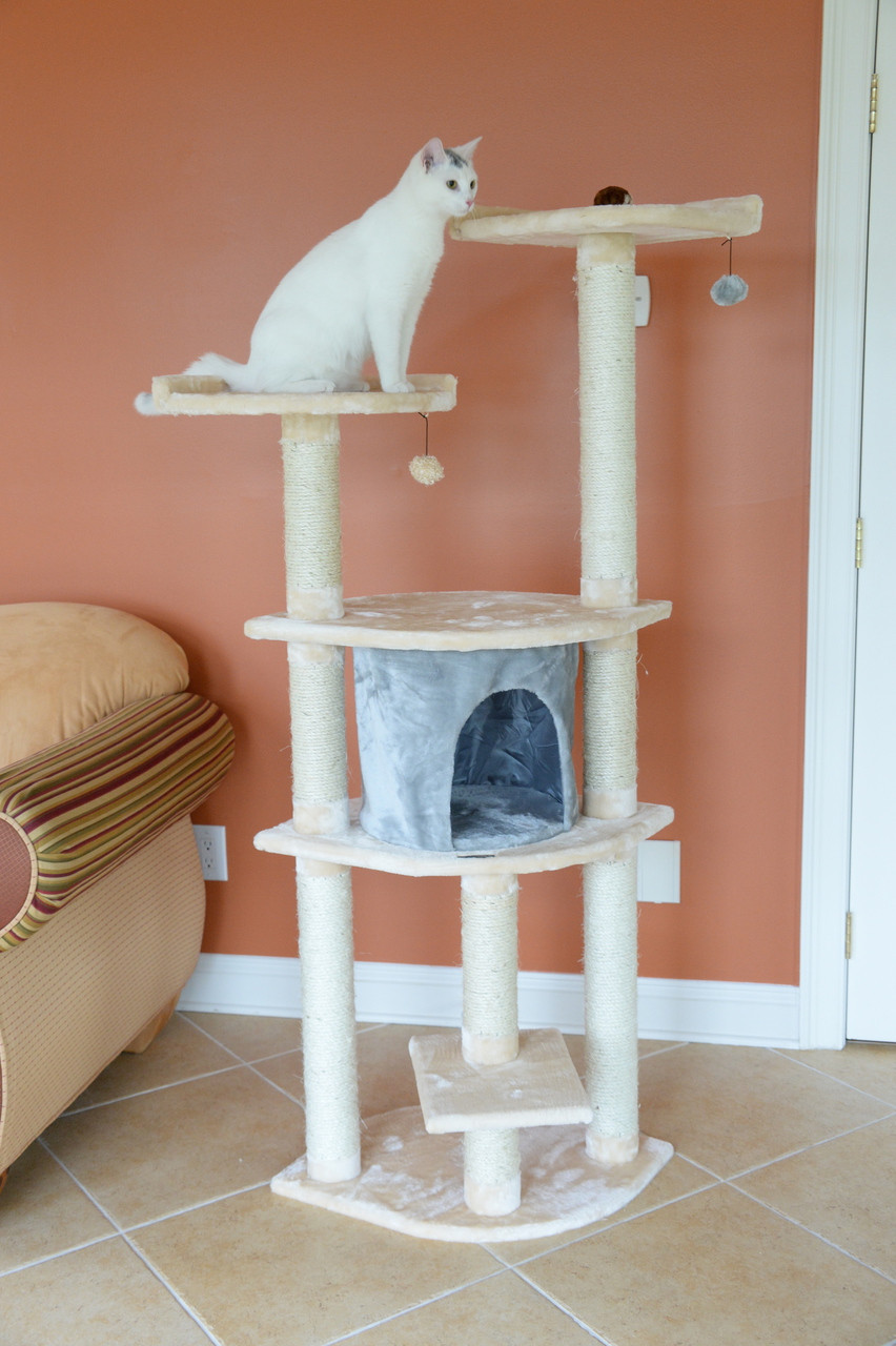 Classic Cat Tree A6401