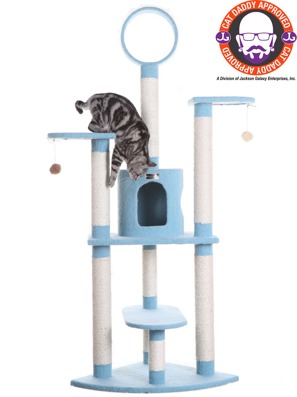 Classic Cat Tree B6605