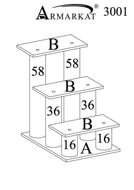 B3001 Parts