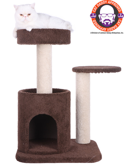 Premium Carpeted Cat Tree F3005