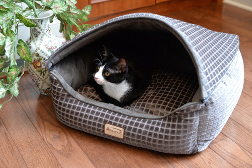 Armarkat Cat Bed C34HHG/SH
