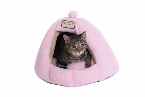 Armarkat Cat Bed Model C95GFS Soft Pink