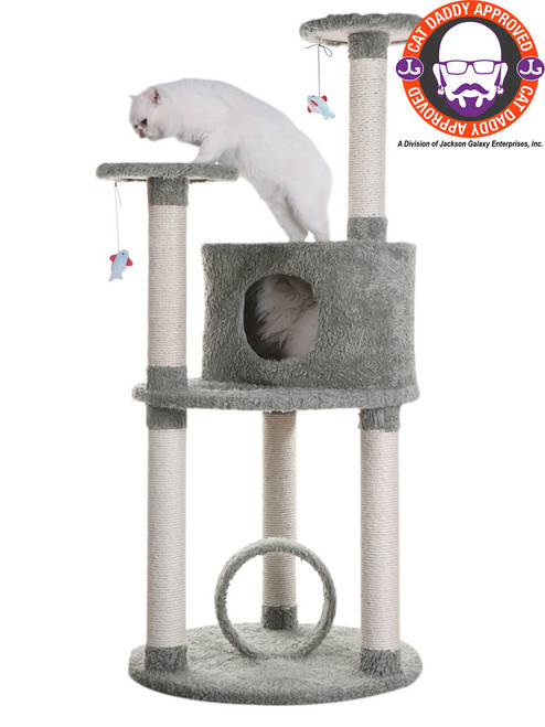 Premium Cat Tree X6001 (FINAL SALE)