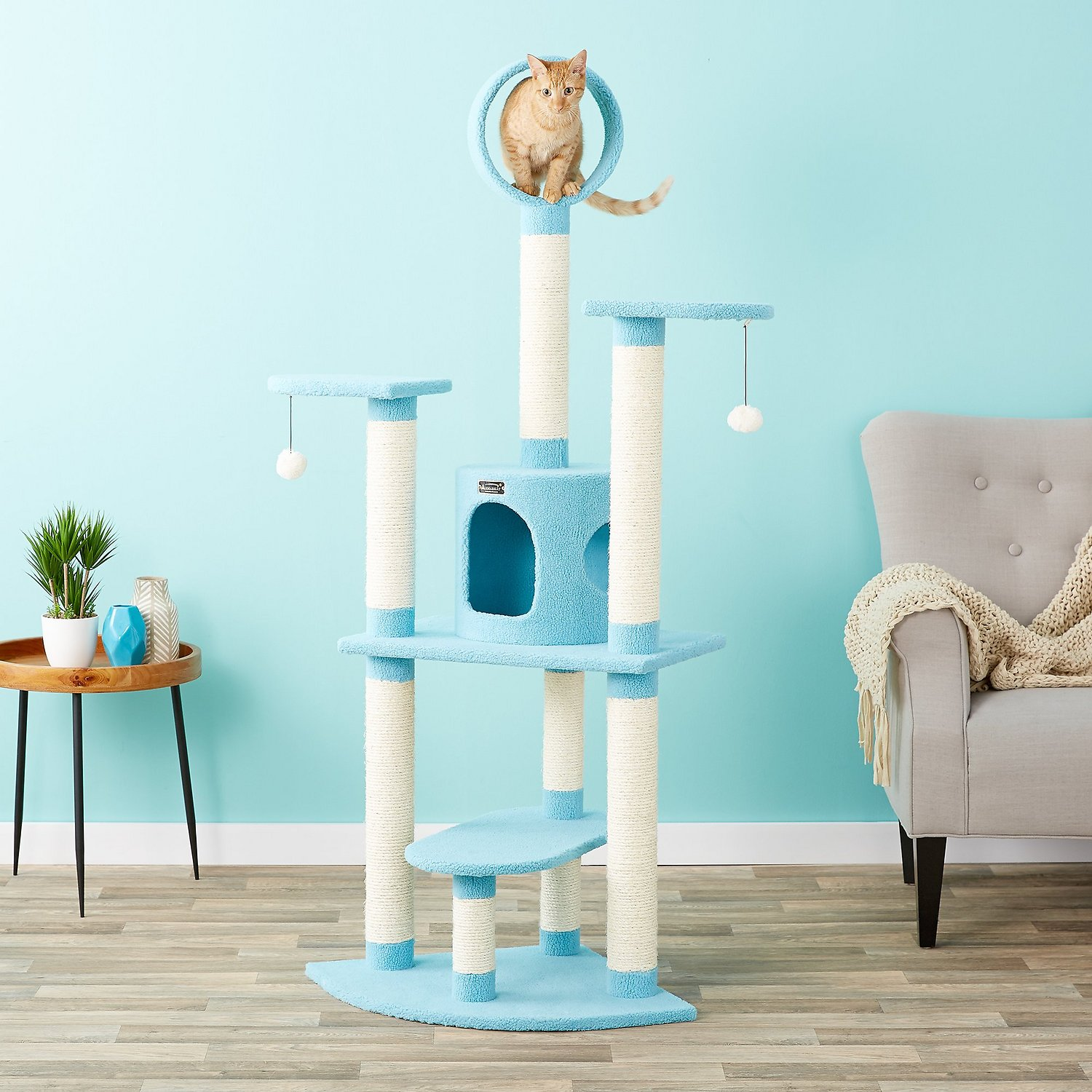 How to Choose the Right Cat Tree for Both Yourself and Your Feline…