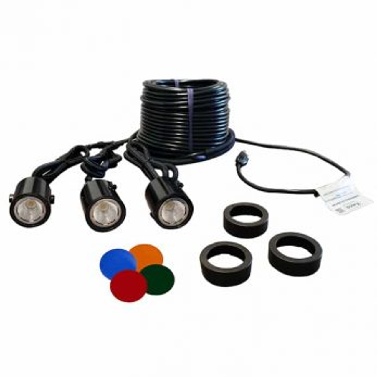 Kasco Marine LED Composite Housing Light kit,3 Fixtures