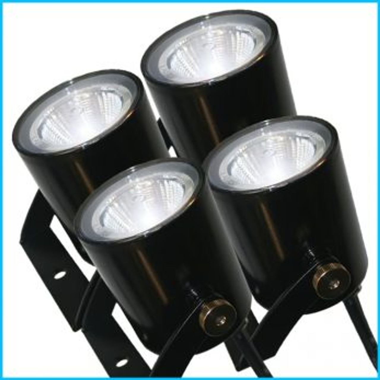 Kasco Marine LED Composite Housing Light kit, 4 Fixtures