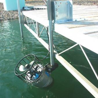 Kasco Marine 3400HCUD 3/4 HP 240V Circulator with Dock Mount