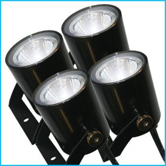 Kasco Marine LED Composite Housing Light kit, 4 Fixtures