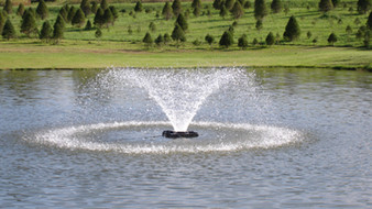 The Power House F500F Aerating Fountain