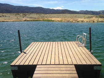 Docks for Ponds and Lakes | Absolute Aquatics | Aeration