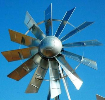 Outdoor Water Solutions Functional Windmill Heads