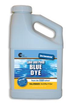liquid 1 gallon blue dye