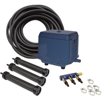 LA3 - Stratus KLC Koi Pond Aeration Kit - 3000-22500 gallons