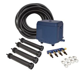 LA4 - Stratus KLC Koi Pond Aeration Kit - 4000-30000 gallons