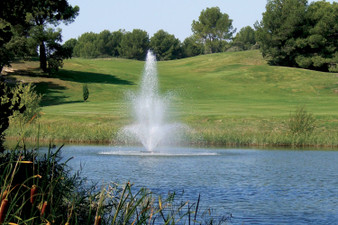 Otterbine Tristar Aerating Fountain
