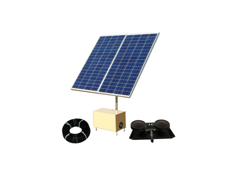 6b004e2cdf903 Outdoor Water Solutions. AerMaster Direct Drive Solar Aeration System