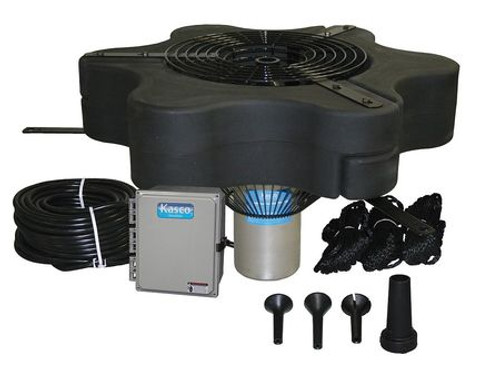 Kasco Marine 3.1JF 3 HP Fountain w/Float w/C-95 Controller