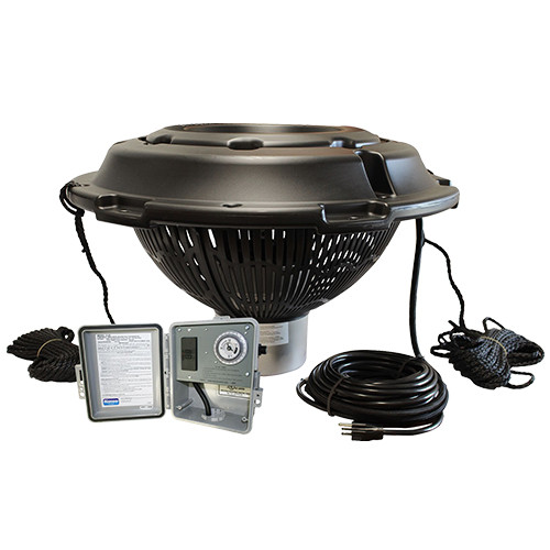 Kasco Marine 3400HVFX 3/4 HP 240V Fountain w/Float w/C-85 Controller