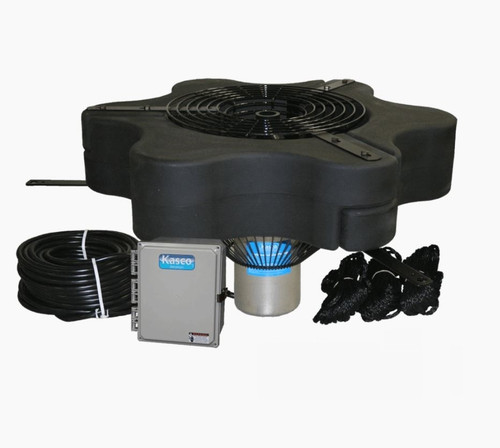 Kasco Marine 8400VFX 2 HP 240V Fountain w/Float w/C-85 Controller