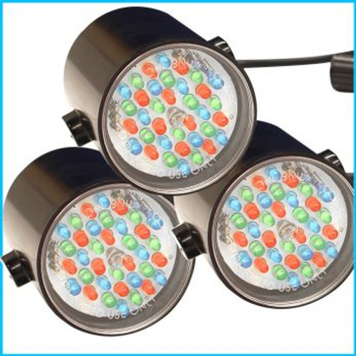 Kasco Marine RGB Composite Housing Light kit,6 Fixtures