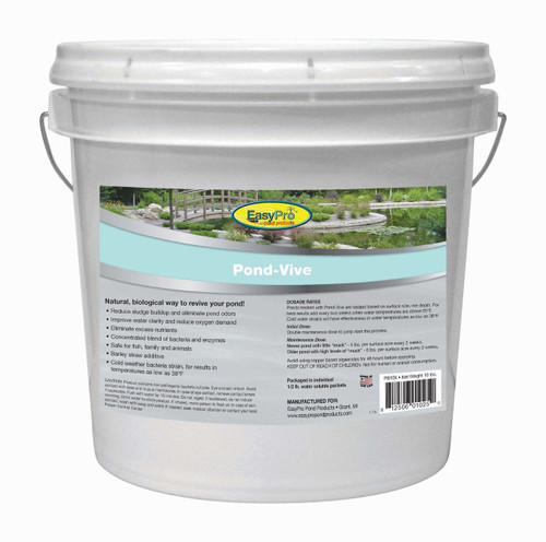 EasyPro Biological Pond  Treatments