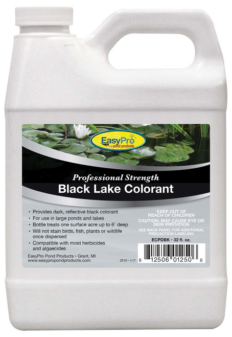 EasyPro 1 Quart Concentrated Pond Dye (Liquid)