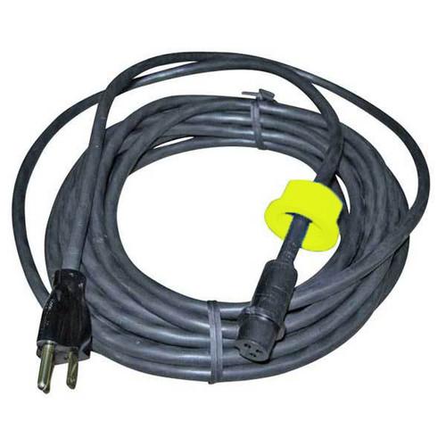 9214050 50 ft. Power Cord, Yellow Nut, 240V (#14) No flex sleeving