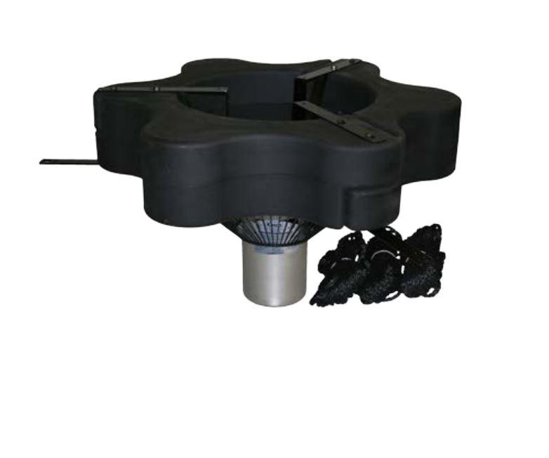 Kasco Marine 3 HP 240V High Oxygen Aerator With 100ft Model# 3.1AF Cord