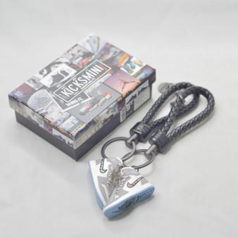 "AJ1 ""Dior"" 3D Sneaker Keychain"
